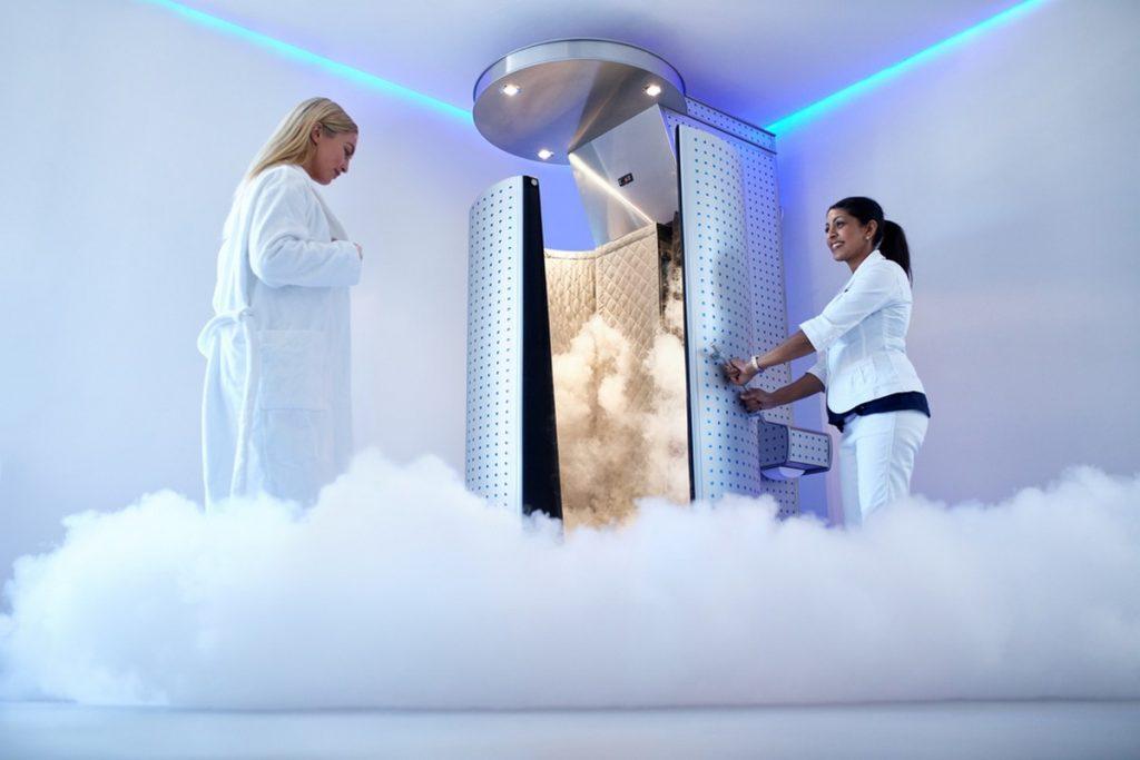bienfaits-Cryothérapie