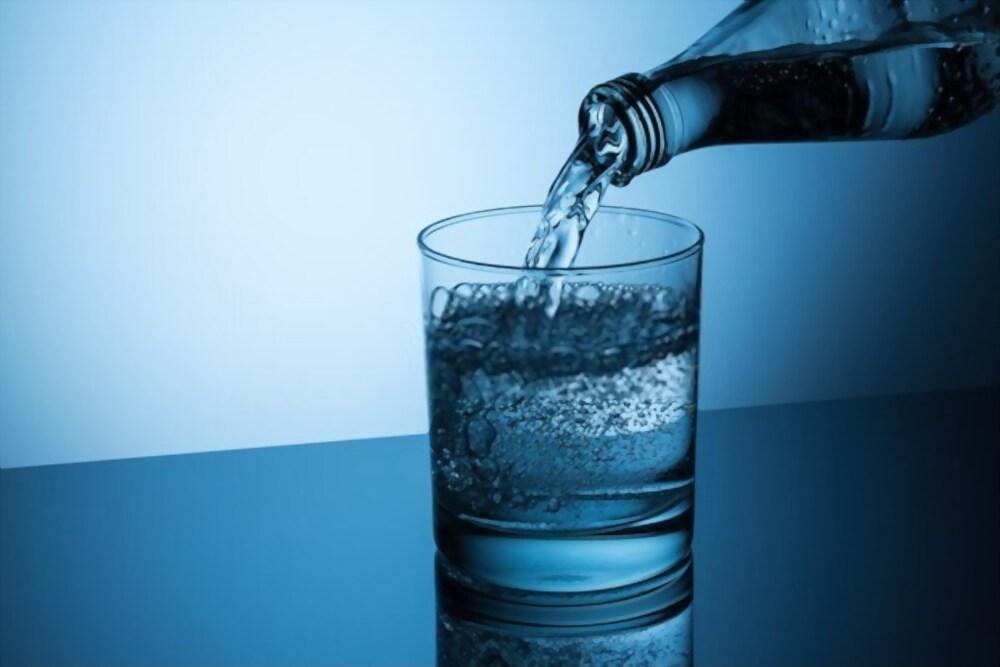 bienfaits eau pétillante